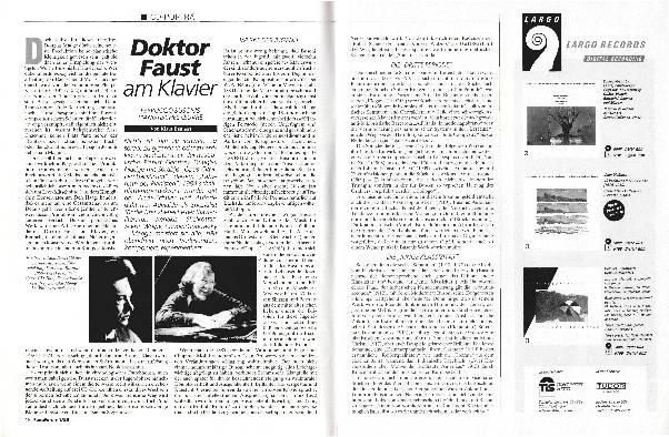Doktor Faust am Klavier