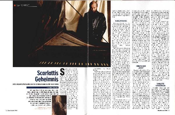 Scarlattis Geheimnis