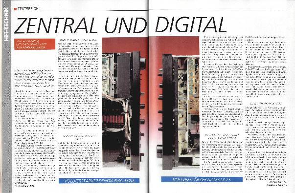 Zentral und Digital