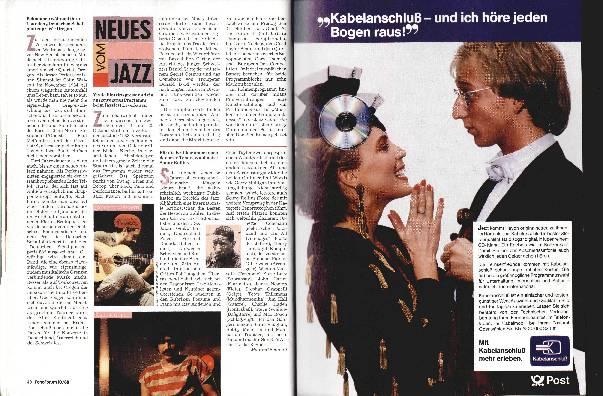 Neues vom Jazz