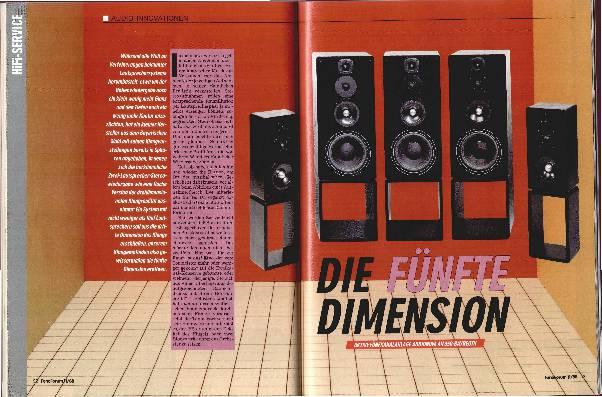 Die fünfte Dimension
