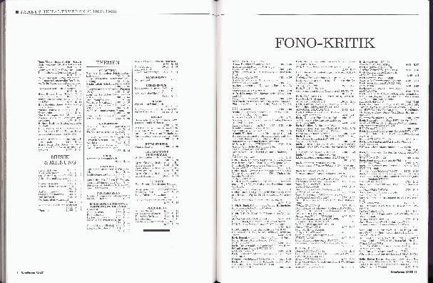 Jahresinhaltsverzeichnis 1988