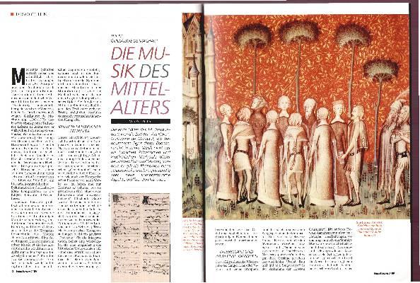 Die Musik des Mittelalters 4