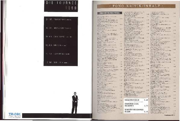 Inhalt 06/89