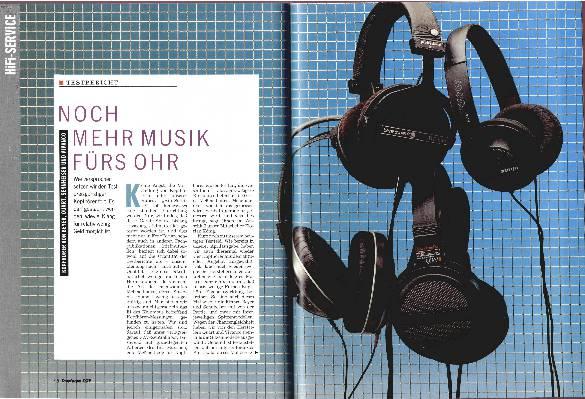 Noch mehr Musik fürs Ohr
