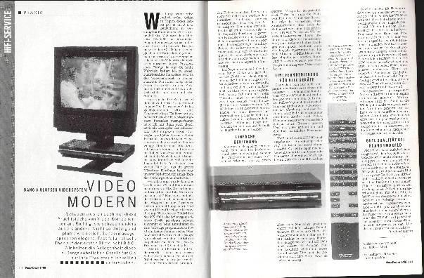 Video Modern