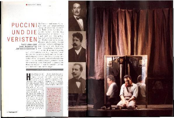Puccini und die Veristen