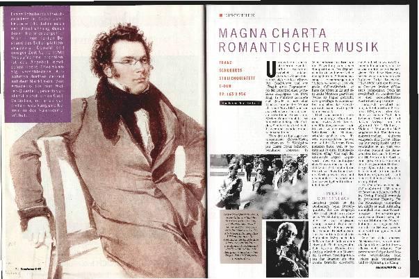 Magna Charta romantischer Musik