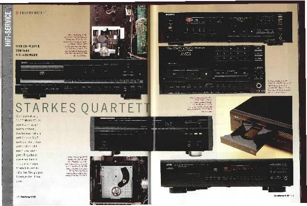 Starkes Quartett