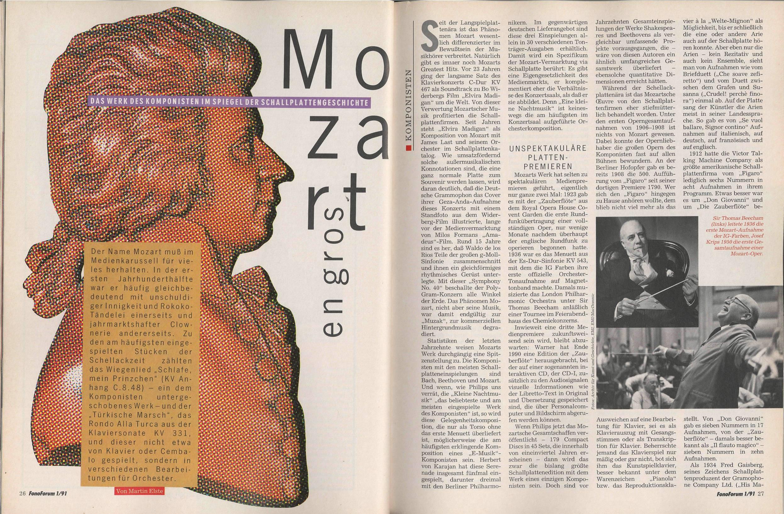Mozart en gros