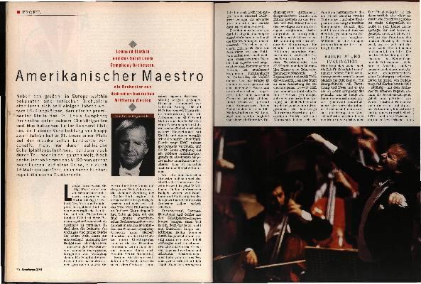 Amerikanischer Maestro