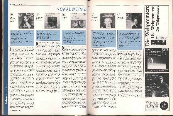 Vokalwerke