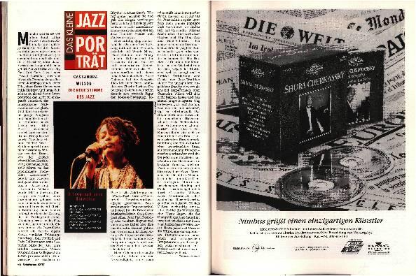 Die neue Stimme des Jazz