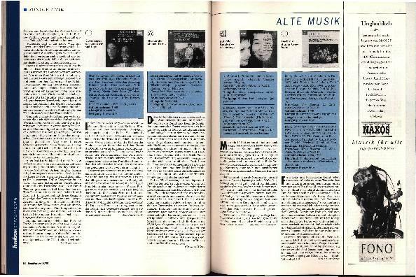 Alte Musik