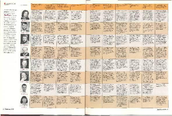Umfrage 1991