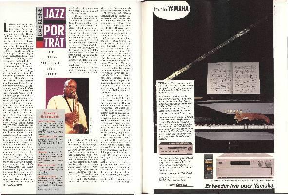 Das kleine Jazz-Porträt
