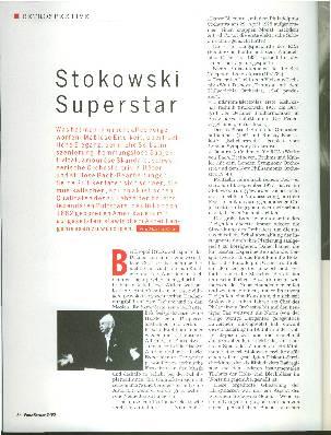 Stokowski Superstar