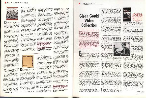 Glenn Gould Video Collection