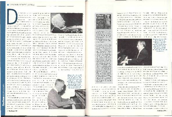Fonogramm/Klavier
