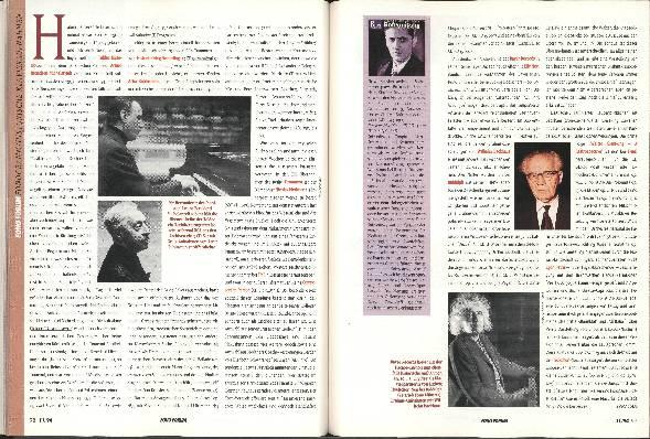 Historische Klavieraufnahmen