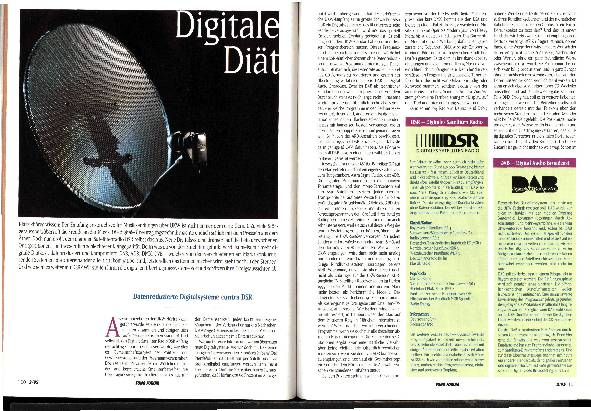 Digitale Diät