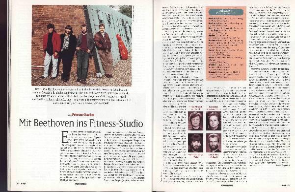 Mit Beethoven ins Fitness-Studio
