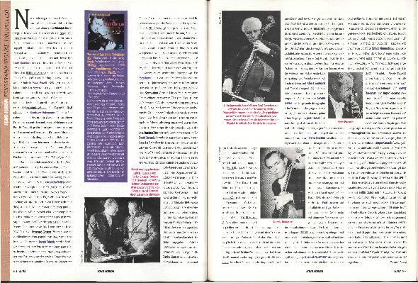 Historische Aufnahmen Violine/Violoncello