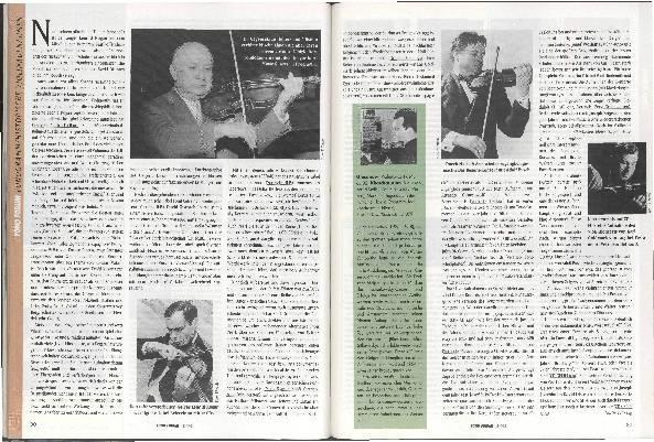 Historische Violinaufnahmen