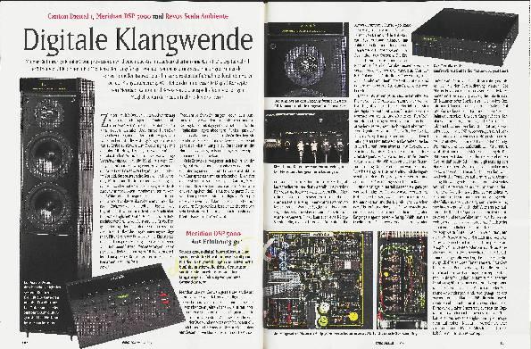 Digitale Klangwende
