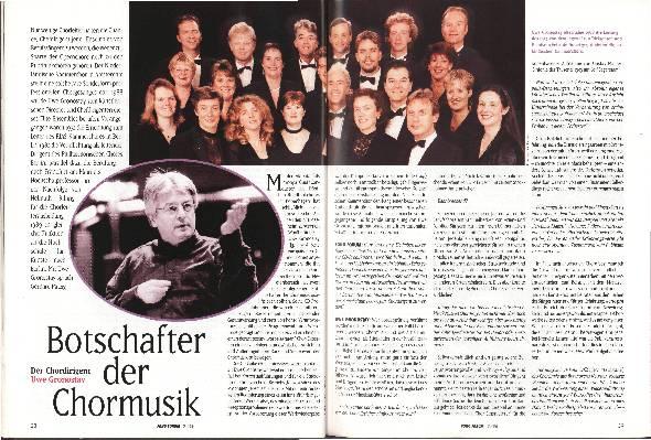 Botschafter der Chormusik