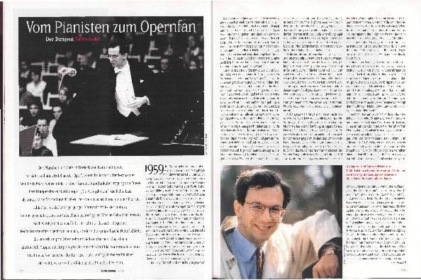 Vom Pianisten zum Opernfan