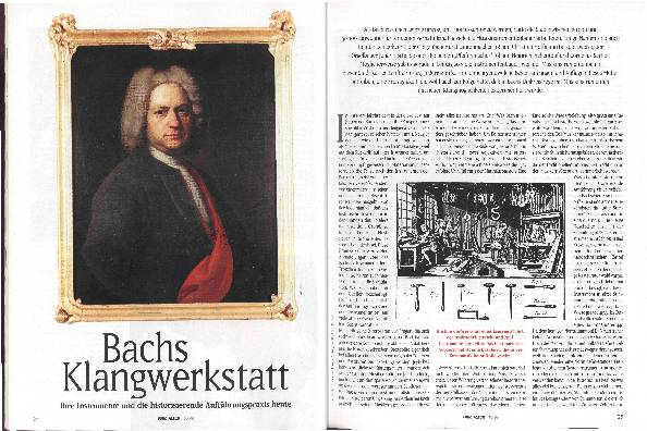 Bachs Klangwerkstatt