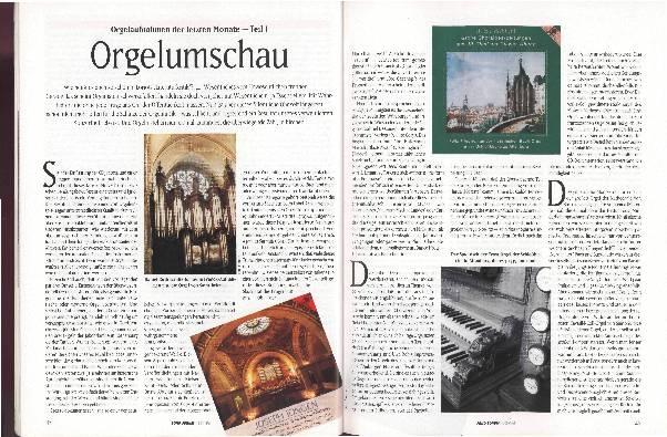 Orgelumschau