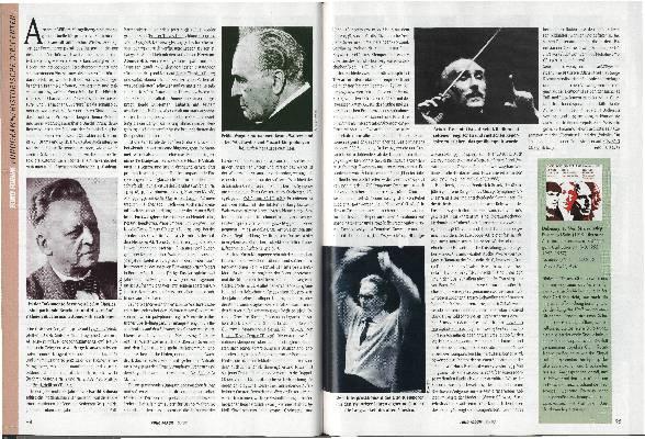 Historische Dirigenten