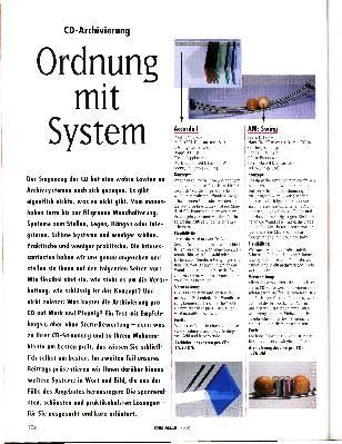 Ordnung mit System