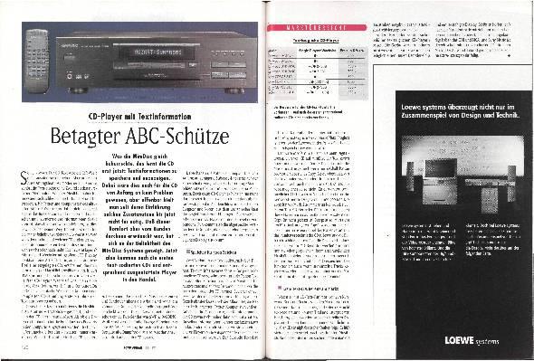 Betagter ABC-Schütze