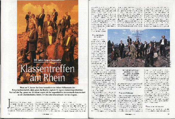 Klassentreffen am Rhein