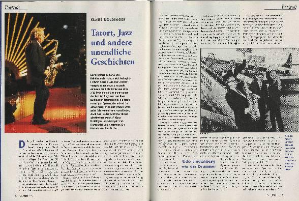 Tatort, Jazz und andere unendliche Geschichten
