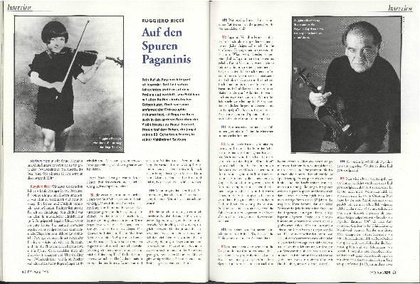 Auf den Spuren Paganinis