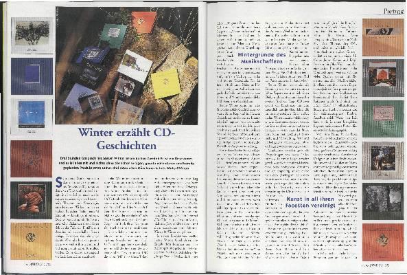 Winter erzählt CD-Geschichten