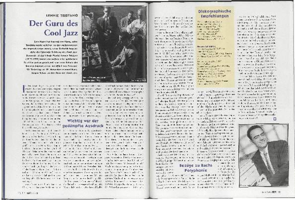 Der Guru des Cool Jazz