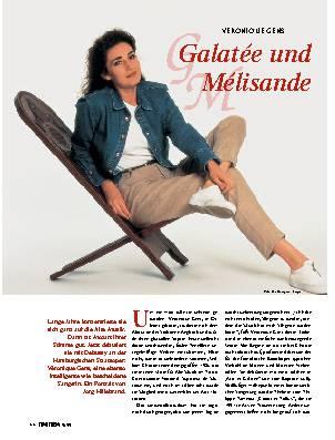 Galatée und Mélisande