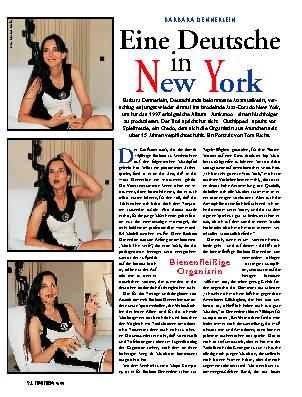 Eine Deutsche New York