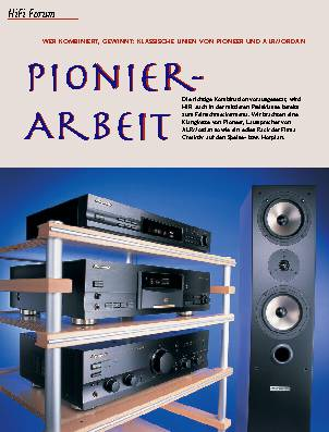 Pionier-Arbeit