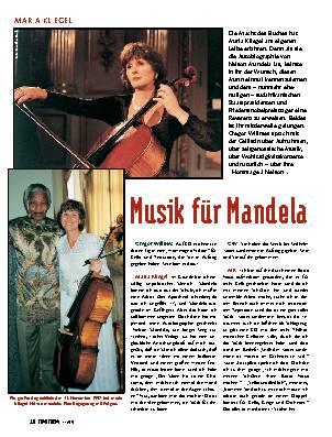 Musik für Mandela
