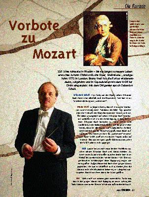 Vorbote zu Mozart