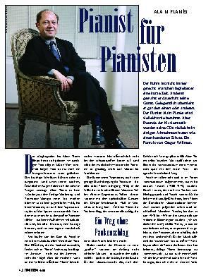 Pianist für Pianisten
