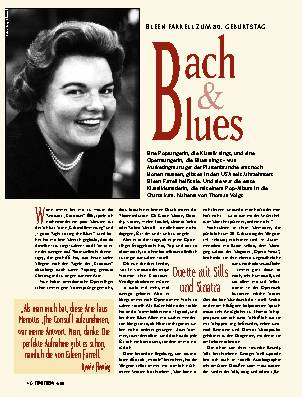 Bach & Blues