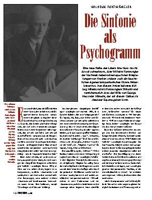 Die Sinfonie als Psychogramm