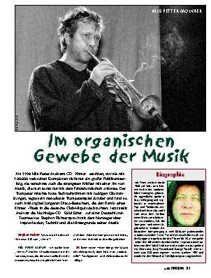 Im organischen Gewebe der Musik